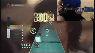 Motorcycle Emptiness- Manic Street Preachers 100% FC Expert Guitar Hero Live