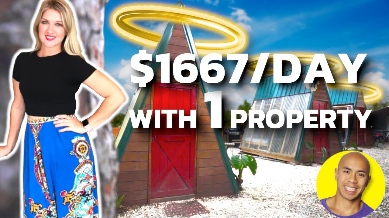 Download Single Mom Making $50K/MONTH From A $315k Property