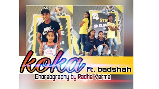 koka song : Girls Dance Video  choreography by Radhe Verma