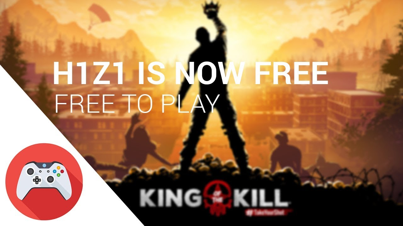 H1Z1 Is now Free to Play