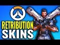 Overwatch Retribution Skins & Cosmetics [Archives Event]