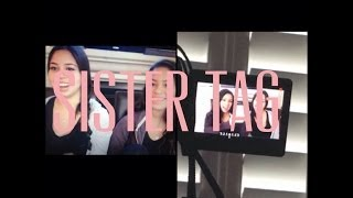 Sister Tag + Intro to New Channel!!!!! Thumbnail