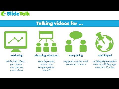 SlideTalk Presentation