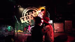 Red Lucy - Crucify Me (Live at The Trash Bar 2014)