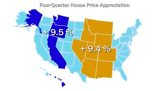 FHFA's Q1 2018 House Price Index