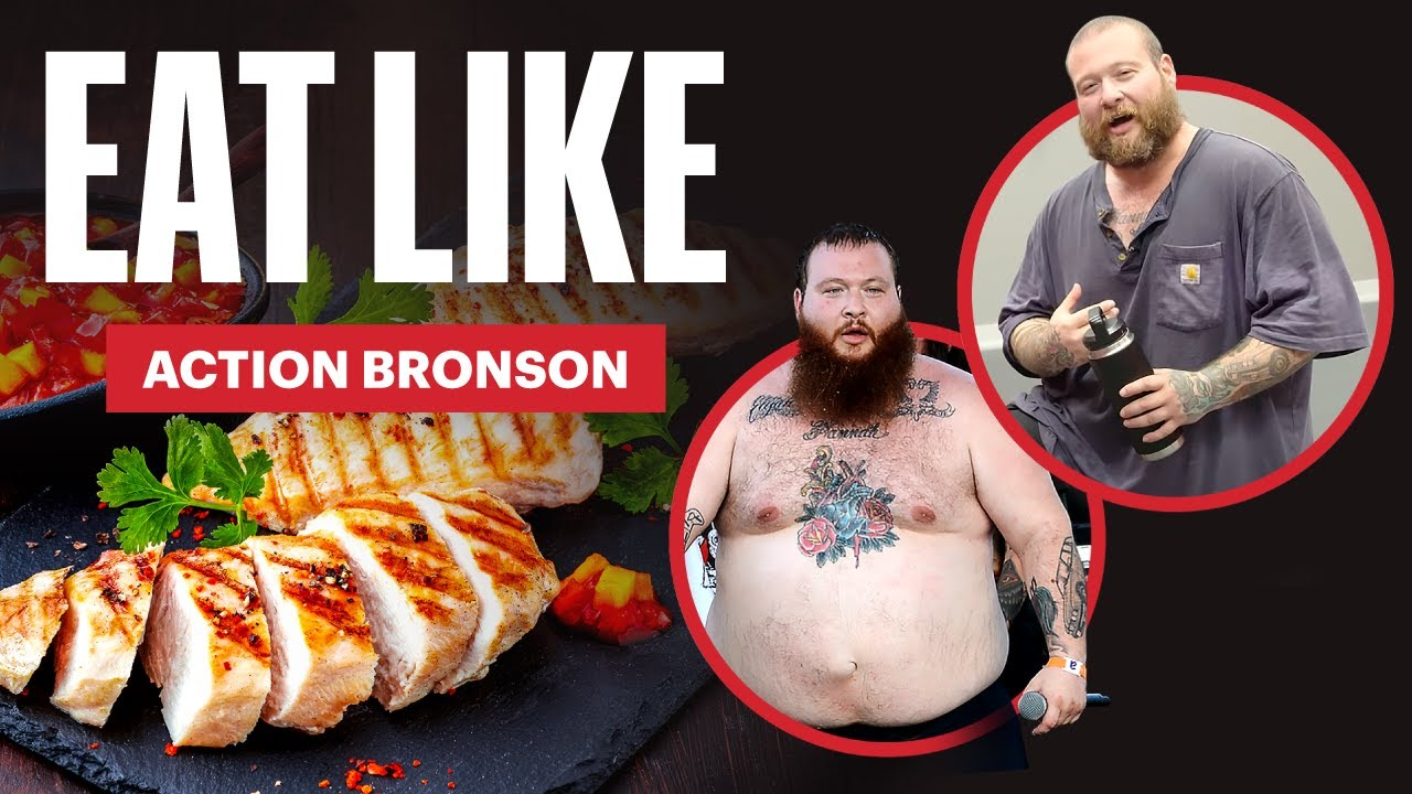 Everything Action Bronson Eats For 125-Pound Weight Loss   Eat Like a Celebrity   Men's Health