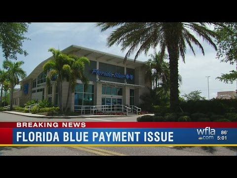 Florida Blue customers report problems with auto-pay system