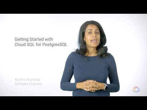 Getting Started with Cloud SQL for PostgreSQL - YouTube