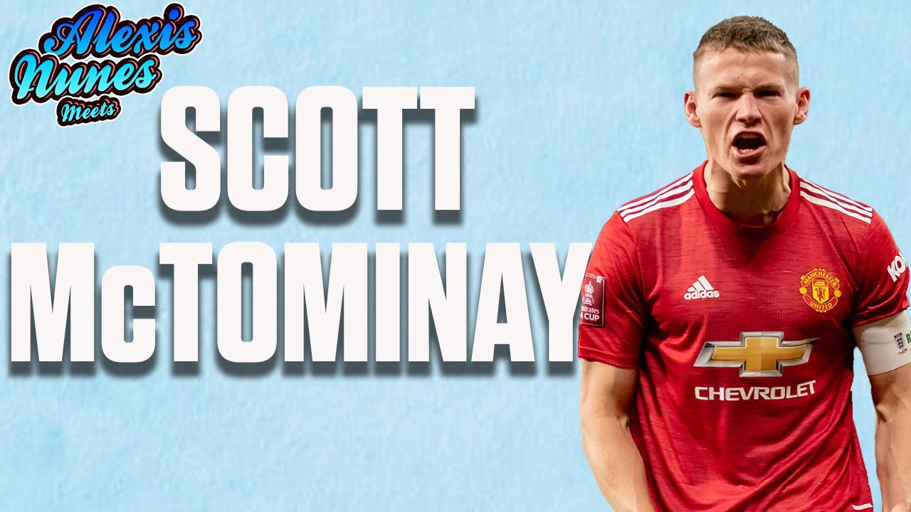 Download Only the best for Scott McTominay | Alexis Nunes Meets | ESPN FC