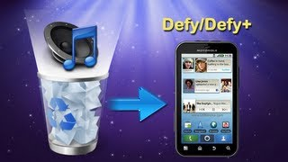 [Motorola Defy Music Recovery] How to Recover Deleted Music from Moto Defy/Defy+