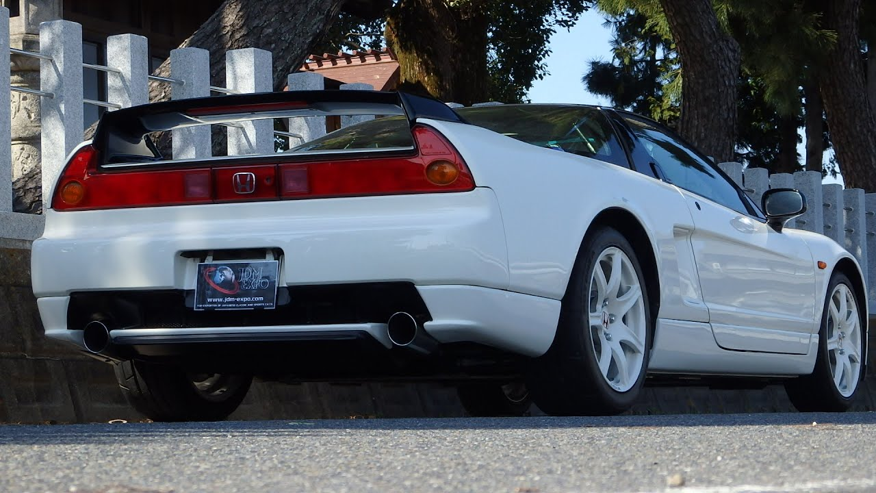 Nsx Type R For Sale Jdm Expo 0002 Fc S7974 Youtube