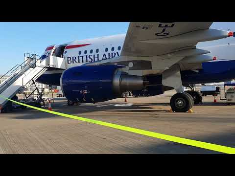 Trip Report: London City to New York JFK BA1 All Business Class A318