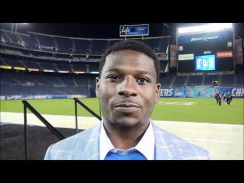 LaDainian Tomlinson on Junior Seau Tribute And his return to San Diego