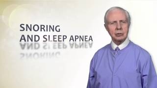 Snoring and Sleep Apnea - Patient Education