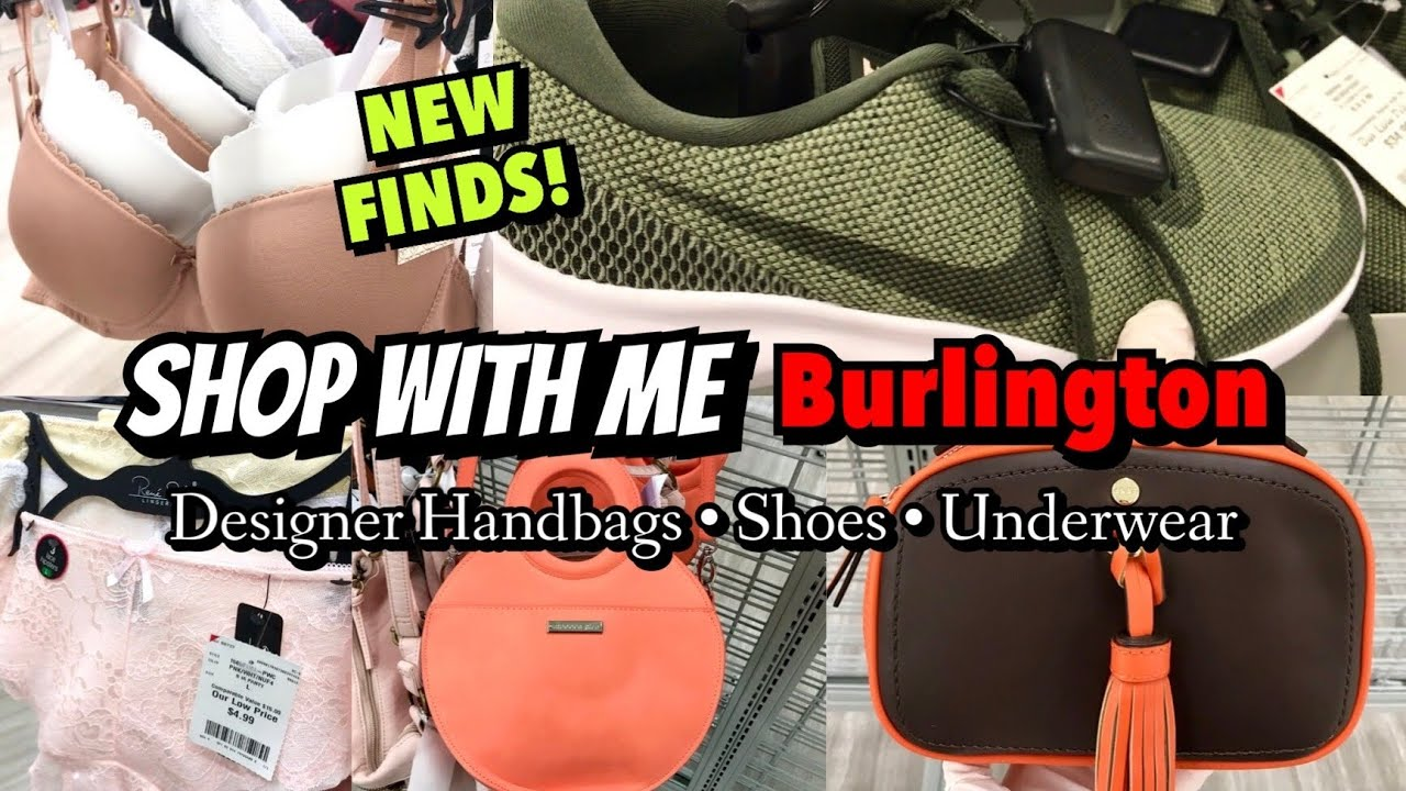 BURLINGTON SHOP WITH ME HANDBAGS SHOES AND MORE! | VIRTUAL SHOPPING WALKTHROUGH