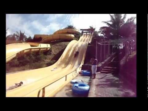 Fun at Waterpark Mauritius ... with Fuji Finepix XP20