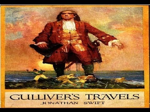 [BOOK RAP ENTRY] Gulliver's Travels by Jonathan Swift