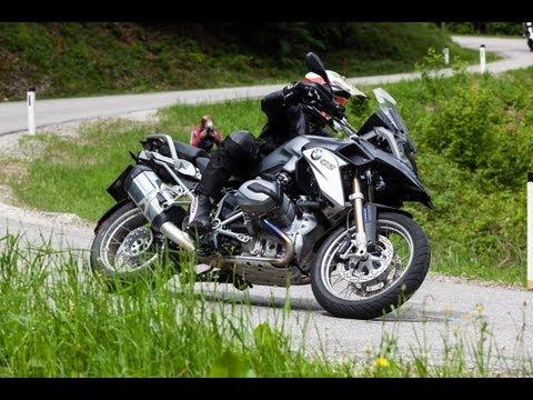 Reiseenduro Vergleich | BMW R 1200 GS | 2013