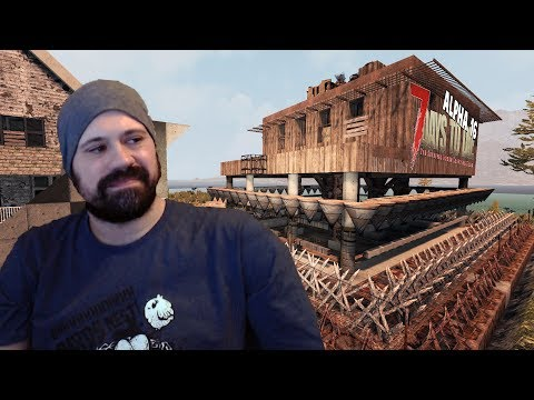 ALPHA 16 Is it enough | 7 Days To Die Alpha 16 Let's Play Gameplay PC | E38