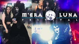 M'era Luna Festival! Part 1 | Black Friday