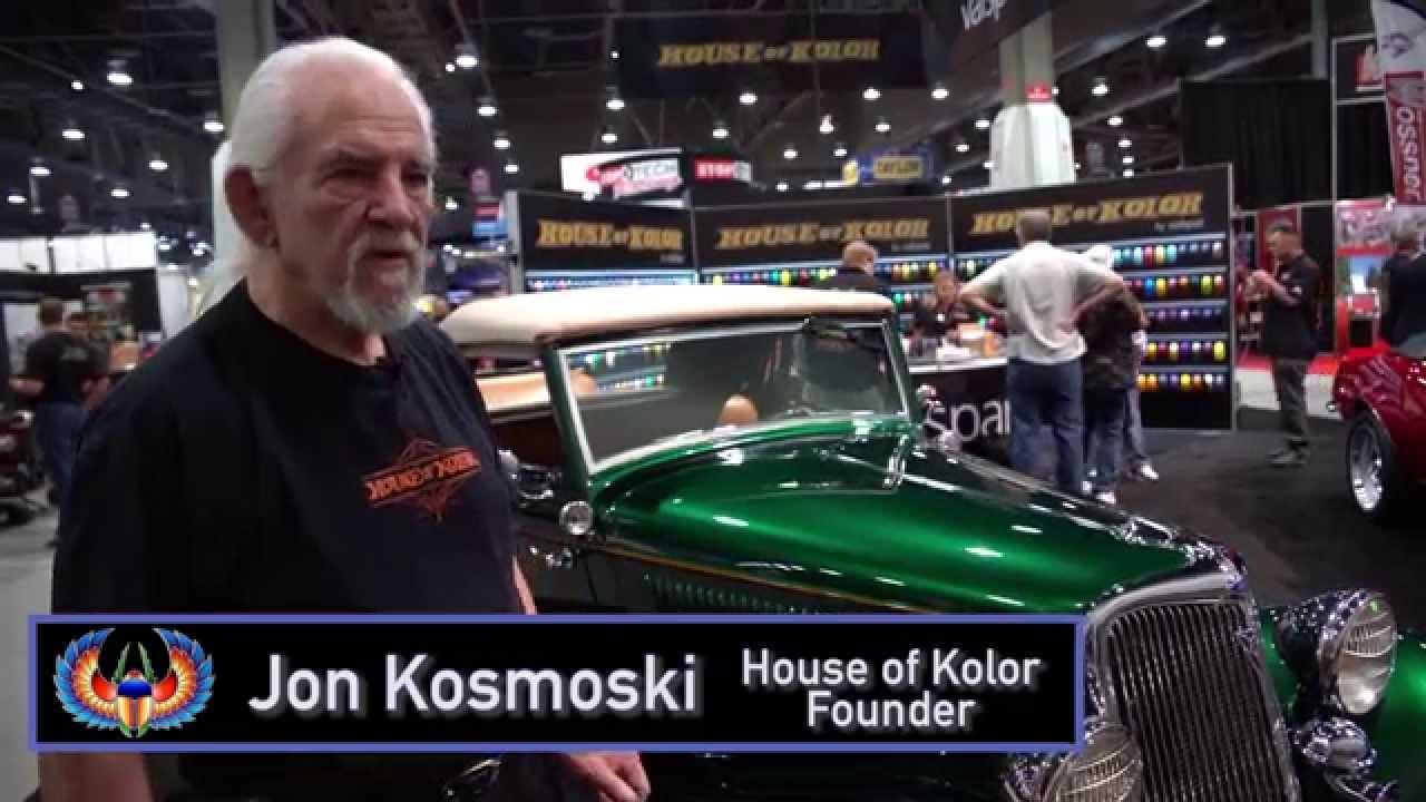Jon Kosmoski Of House Of Kolor Talks His Limited Edition Color