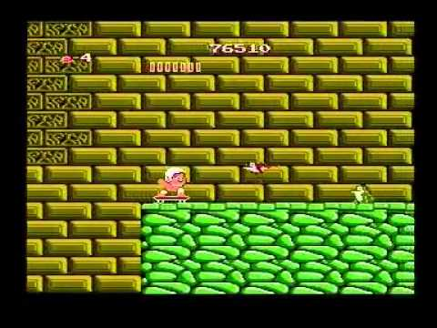 Adventure Island [NES] :: SPEED RUN (0:43:53) by ktwo [Eu Ver.]