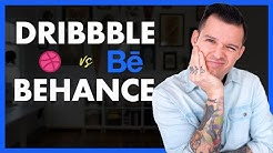 Dribble vs Behance | Which one is right for you?