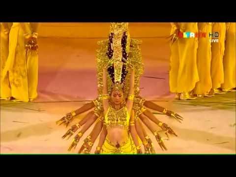 Danse du Bouddha au 1000 mains