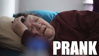 DELETED OUR YOUTUBE CHANNEL PRANK ON GRANDMA!