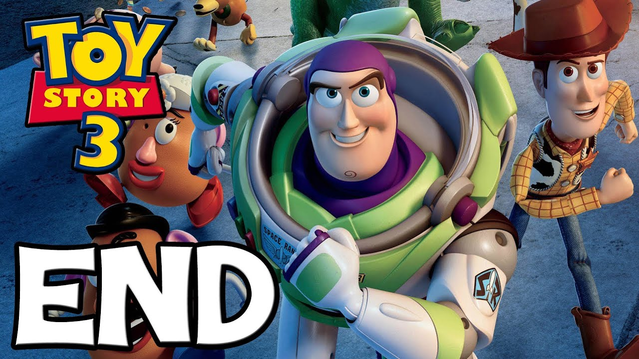 Toy Story 3 The Video-Game - Toy Box Mode - Episode 26 - The End (HD Gameplay Walkthrough) - YouTube
