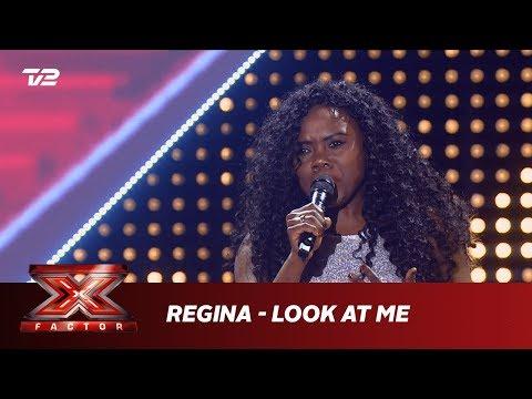 Regina synger 'Look at Me' - Carrie Underwood (5 Chair Challenge) | X Factor 2019 | TV 2