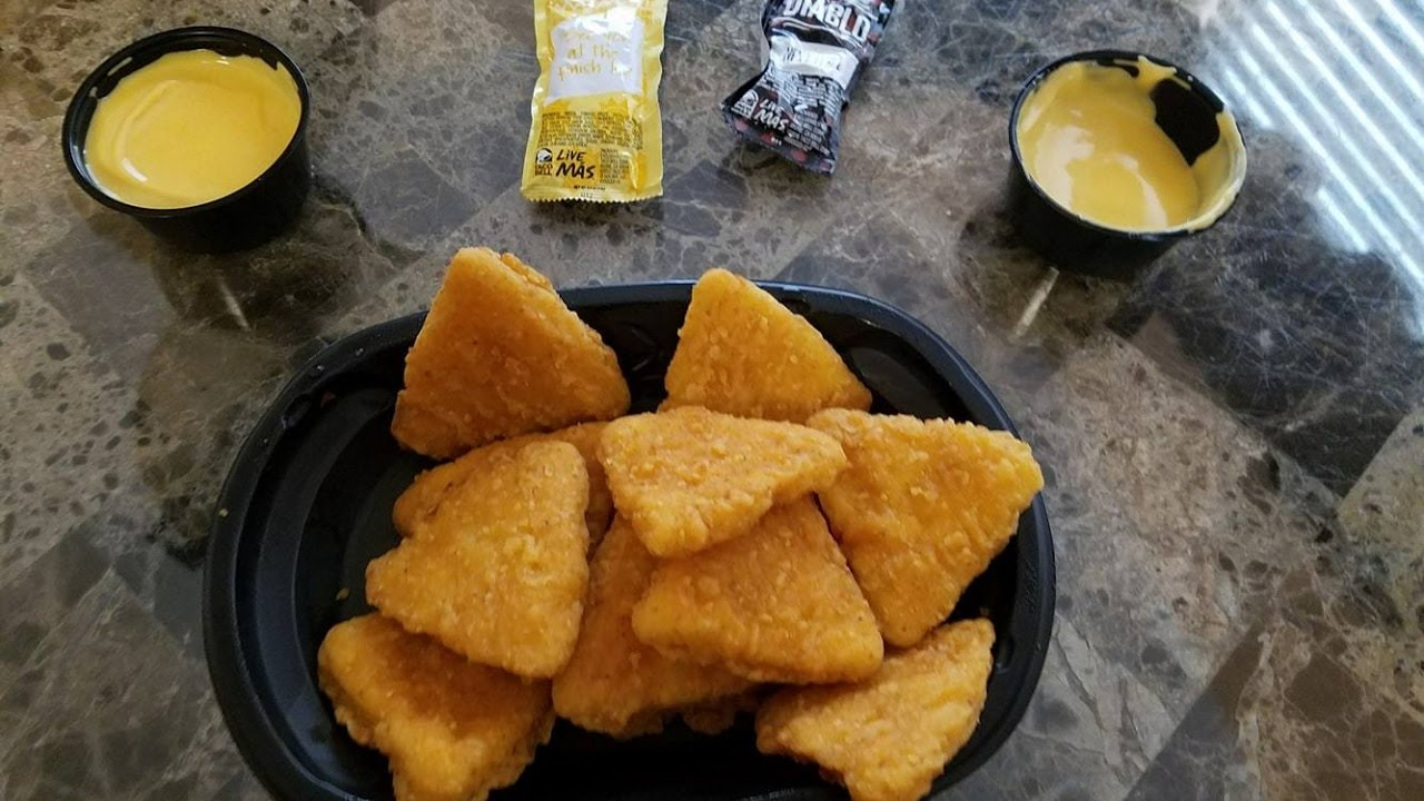 Taco bell chicken nuggets