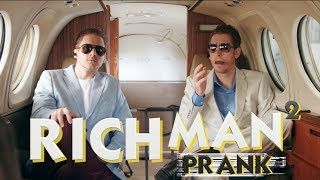 RICH MAN LIFESTYLE  2! *PRANK!*