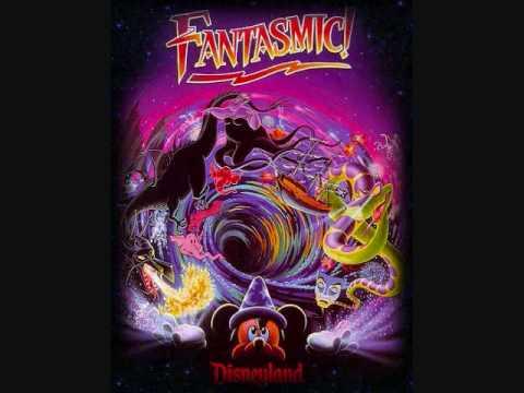 Disneyland music- Fantasmic! music part 1