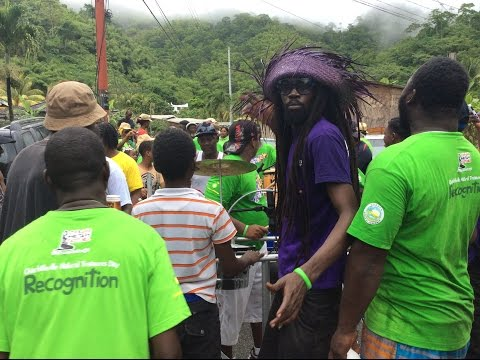 Charlotteville Heritage Festival 2015 - Natural Treasures Day [The Motion]