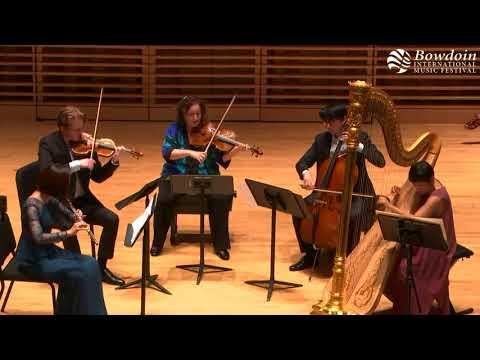 Jean Cras  Quintette for Violin, Viola, Cello, Flute and Harp