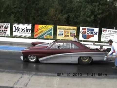 Mike Cortina's 1st 7 Second Pass
