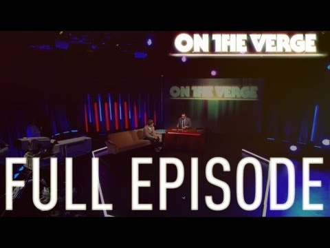 On The Verge, Episode 010 - Dennis Crowley, NASA, and more