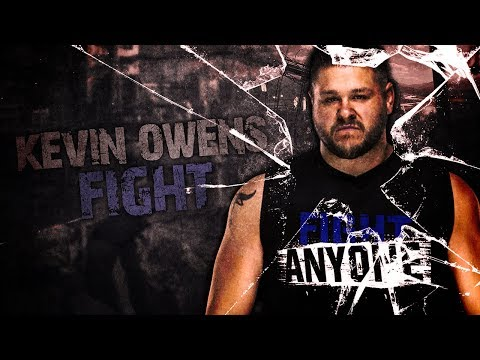 KEVIN OWENS ➤ Potential Theme with Vocals -