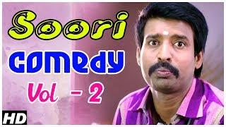 Soori Comedy Scenes | Vol 2 | Varuthapadatha Valibar Sangam | Sangili Bungili Kadhava Thorae
