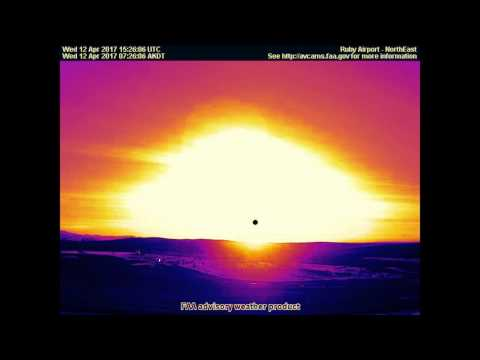 NIBIRU @ SUNRISE! Stunning HD Images of an epic celestial object. Get Prepping!, April 12, 2017