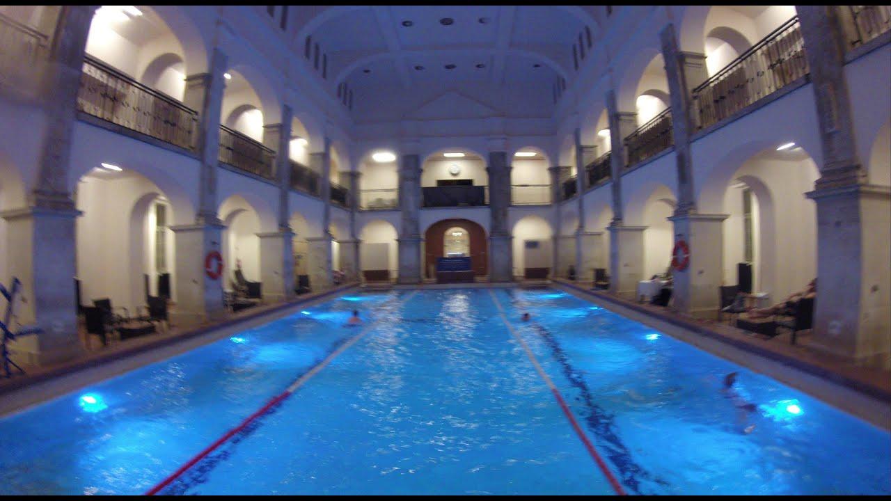 Rudas Thermal Bath - Night Bath - Éjszakai Fürdő - Budapest - YouTube