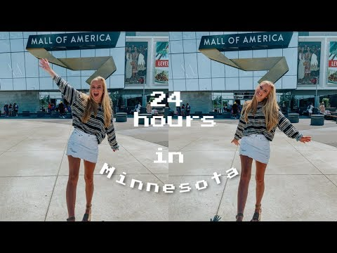 i went to minnesota for 24 hours