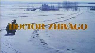 Doctor Zhivago Trailer 1965