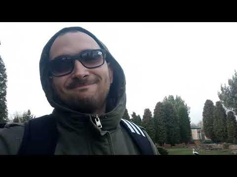 Поездка в Новосокольники. Я в очках.
