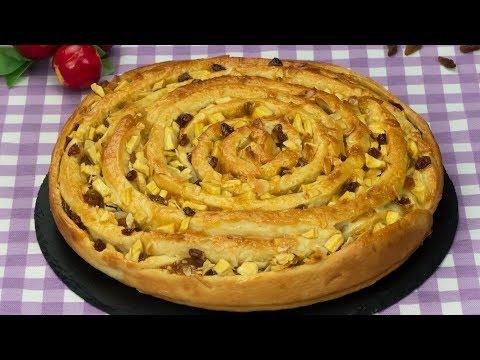 La miglior torta di mele che abbia mai assaggiato! | Saporito.TV