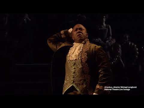 Amadeus | Salieri reads Mozart's music