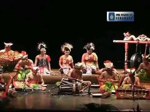 Karawitan Banyuwangi - Lelakon (Javanese Traditional Art)