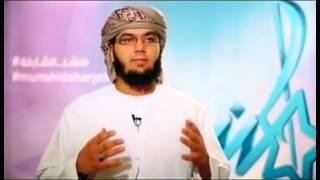 مقابلة مع المنشد عبدالعزيز العريقي الطريق إلى منشد الشارقة 8 nasyid Abdul Aziz Alareqi