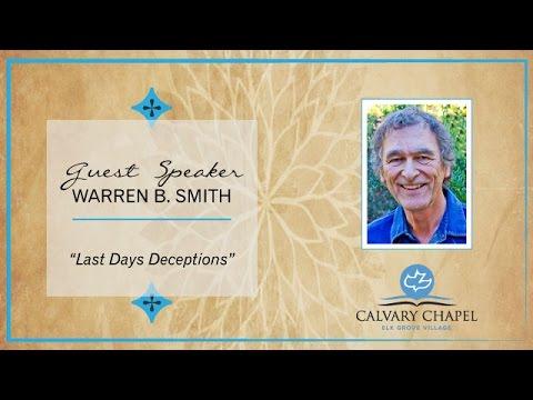 Video-Warren B. Smith, Last Days Deceptions